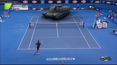 Enlace a Djokovic por fin ha encontrado un rival a la altura