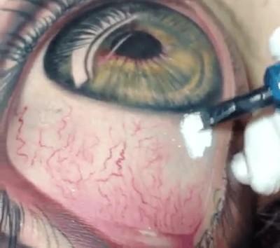 Enlace a Uno de los tatuajes más malrolleros que he visto nunca