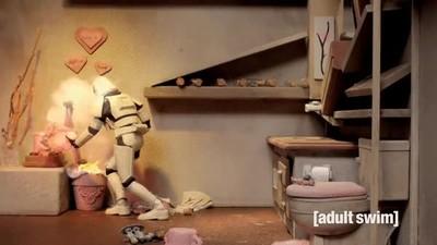Enlace a Ser un stormtrooper es bastante complicado