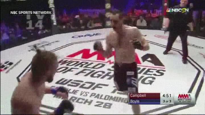 Enlace a Luchadores de MMA que han jugado demasiado a Street Fighter