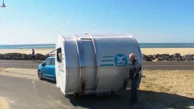 Enlace a Ahora lo que se lleva son las caravanas telescópicas