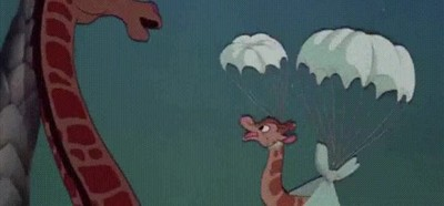 Enlace a Así nacen las jirafas
