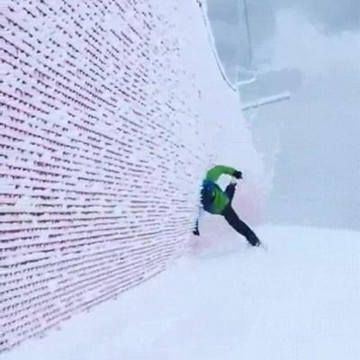 Enlace a Buena forma de limpiar la nieve