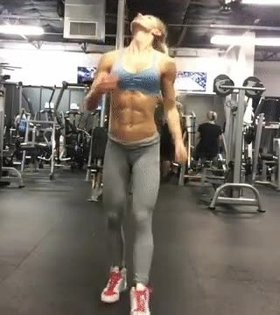 Enlace a Para lograr este cuerpo hace falta una dedicación extrema