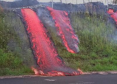Enlace a El suelo es lava, el juego se ha convertido en realidad