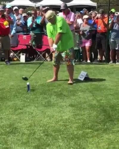 Enlace a Ex-jugadores de golf que ahora tienen claras sus prioridades en la vida