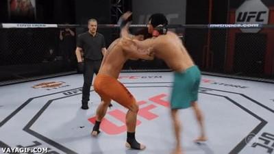Enlace a Los combates de la UFC son cada vez más locos