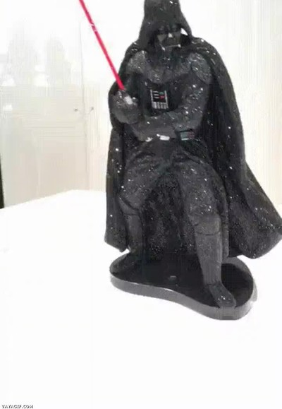 Enlace a El Darth Vader más fabuloso que has visto nunca