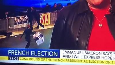 Enlace a Los franceses son únicos en el arte de celebrar elecciones