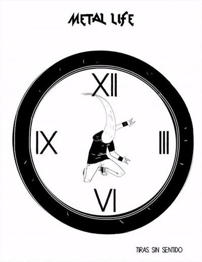 Enlace a El reloj favorito de los metaleros