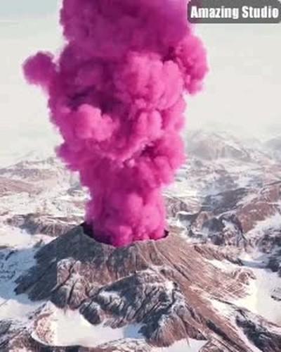 Enlace a Los volcanes así no serían tan aterradores. Naturaleza, toma nota