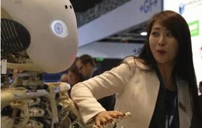 Enlace a Robots que cada vez son más románticos