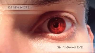 Enlace a Si los ojos de las series de anime fuesen reales