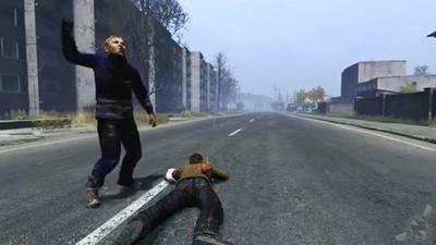 Enlace a Lo mejor que puedes hacer si tienes que pelear contra un zombie