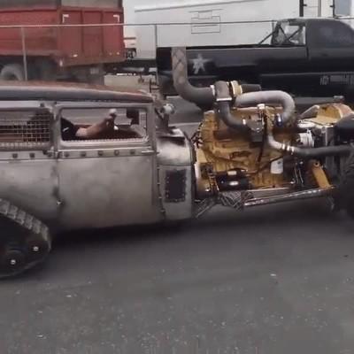 Enlace a Espectaculares vehículos que ves en convenciones de Steampunk
