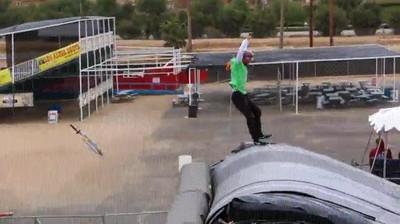 Enlace a Cuando fallas el truco pero haces un aterrizaje perfecto