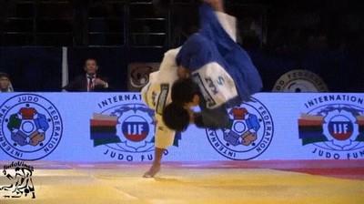 Enlace a El judo tiene movimientos que pueden ser realmente preciosos