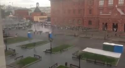Enlace a Las cabinas de WC han empezado a perseguir a la gente en Moscú