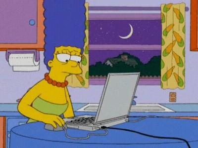 Enlace a Cuando son las tres de la mañana pero tienes que terminar un trabajo para el día siguiente