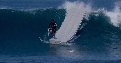 Enlace a Truco para entrar a lo grande en una buena ola