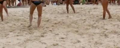 Enlace a El juego que es una sensación en las playas de Brasil