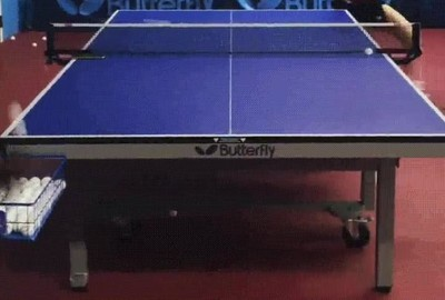 Enlace a Así practican los auténticos profesionales del ping pong