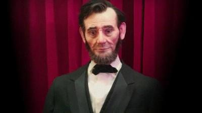 Enlace a Una versión muy malrollera de Abraham Lincoln