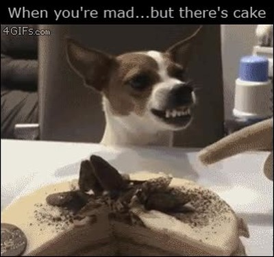 Enlace a ¡¡¡No toques mi pastel!!!
