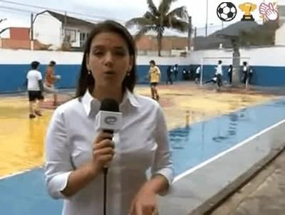 Enlace a Si eres reportera de deportes, nunca vas a sentirte segura