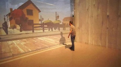 Enlace a Realidad mezclada con mundo virtual