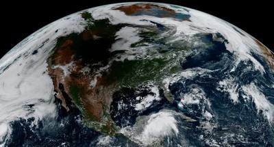 Enlace a Eclipse visto desde el satélite GOES-R/16