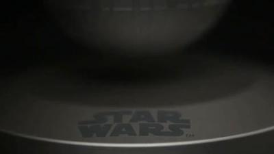 Enlace a Estrella de la Muerte Flotante. Una delicia para los fans de Star Wars