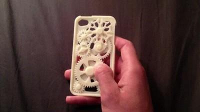 Enlace a Esta funda de iPhone creada con una impresora 3D es puro vicio