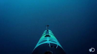 Enlace a Pocas cosas más aterradoras que ver un tiburón en acción
