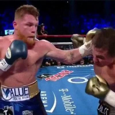Enlace a Los combates de boxeo a cámara lenta se convierten en algo increíblemente épico