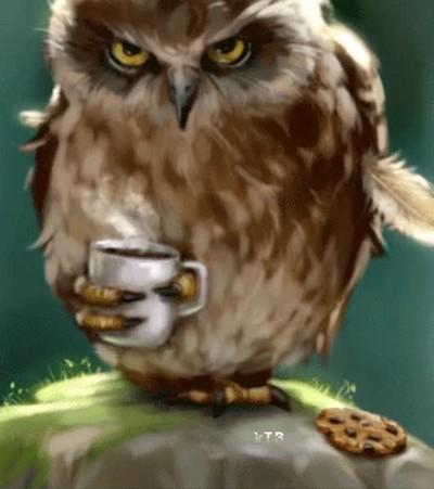 Enlace a Yo por las mañanas antes de tomarme mi primer café