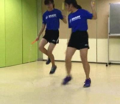 Enlace a Saltando a la comba en modo cooperativo