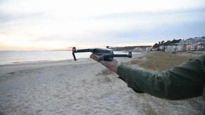 Enlace a El despegue de un dron más desastroso de la historia