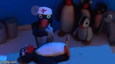Enlace a Los dibujos de Pingu no eran tan bestias cuando era pequeño