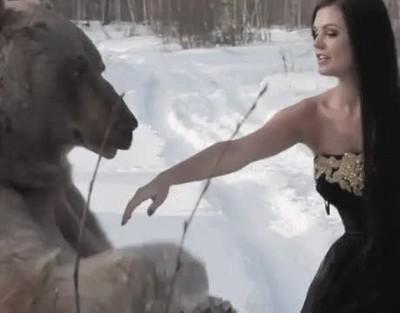 Enlace a Este oso es más caballeroso que muchas de las personas que conozco