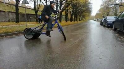 Enlace a Con esa bici hubiese sido el amo del barrio