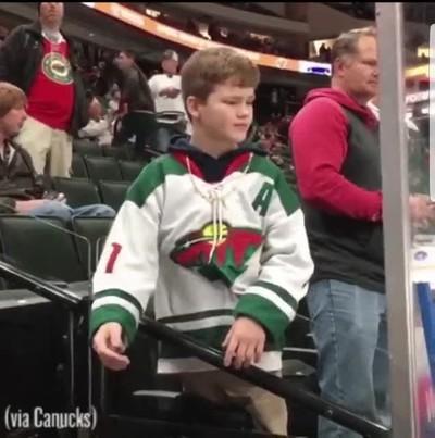 Enlace a Los jugadores de hockey pueden llegar a ser super majos