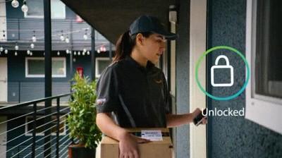 Enlace a Ahora el cartero podrá dejar tus paquetes dentro de casa