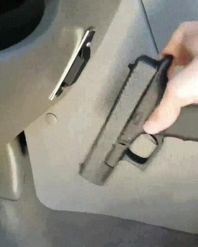 Enlace a Cuando las armas se han convertido en algo cotidiano...