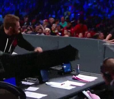 Enlace a Para que luego digan que la WWE es todo una farsa