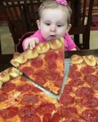 Enlace a Mi reacción cuando hace un montón de tiempo que no me como una pizza