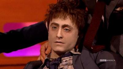 Enlace a La cara que se le queda a Harry Potter cuando está de resaca