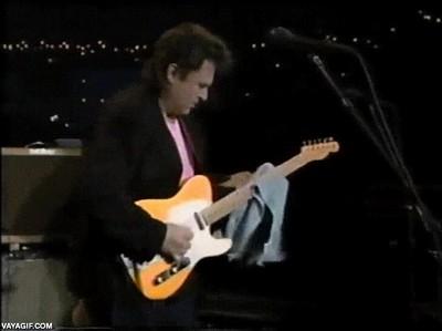 Enlace a Truco para sacar un sonido más limpio de tu guitarra