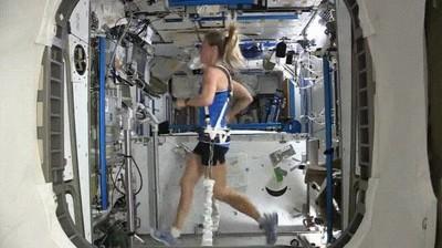 Enlace a Por si alguna vez te has preguntado qué se siente al correr en el espacio