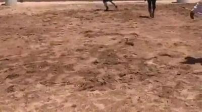 Enlace a Así juegan a volley en el País Vasco